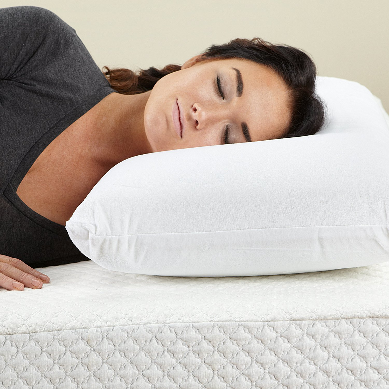Neck Side Sleeper 28 Images Icoudy Cervical Contour Bed Pillow For Neck And Side Cervical