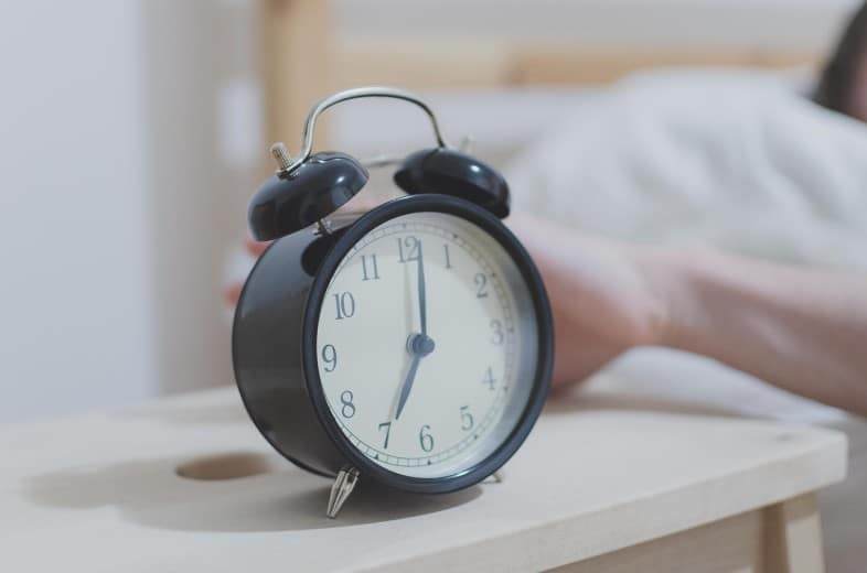 When should i wake up