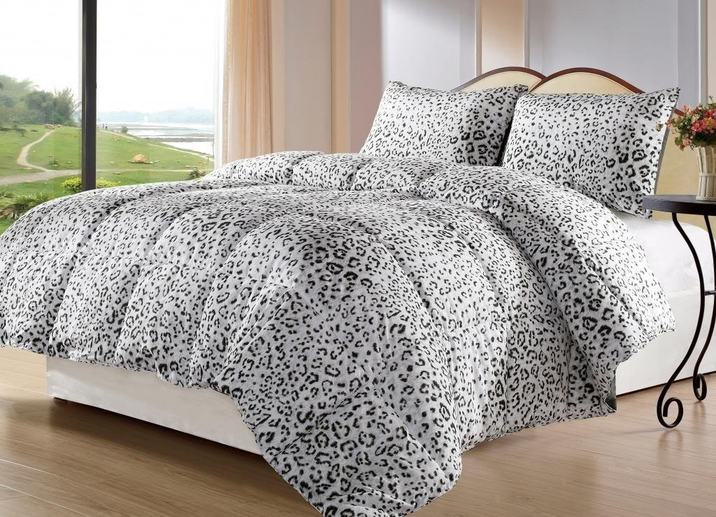 black and white comforter sets king size