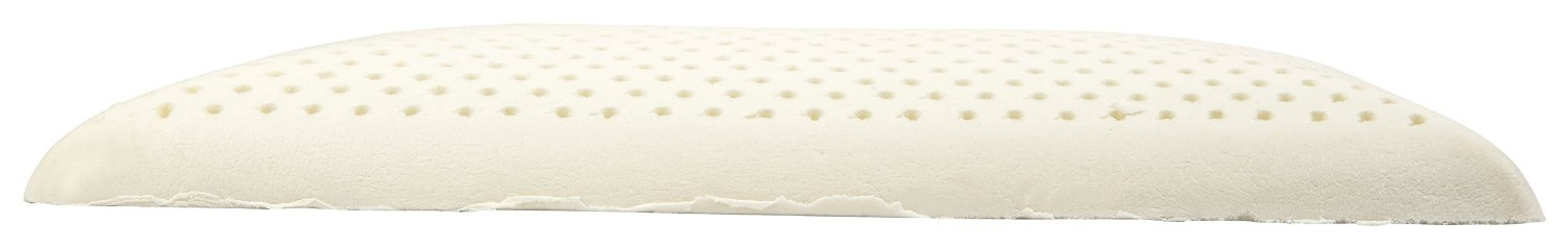 Flat latex Pillows For Stomach Sleepers