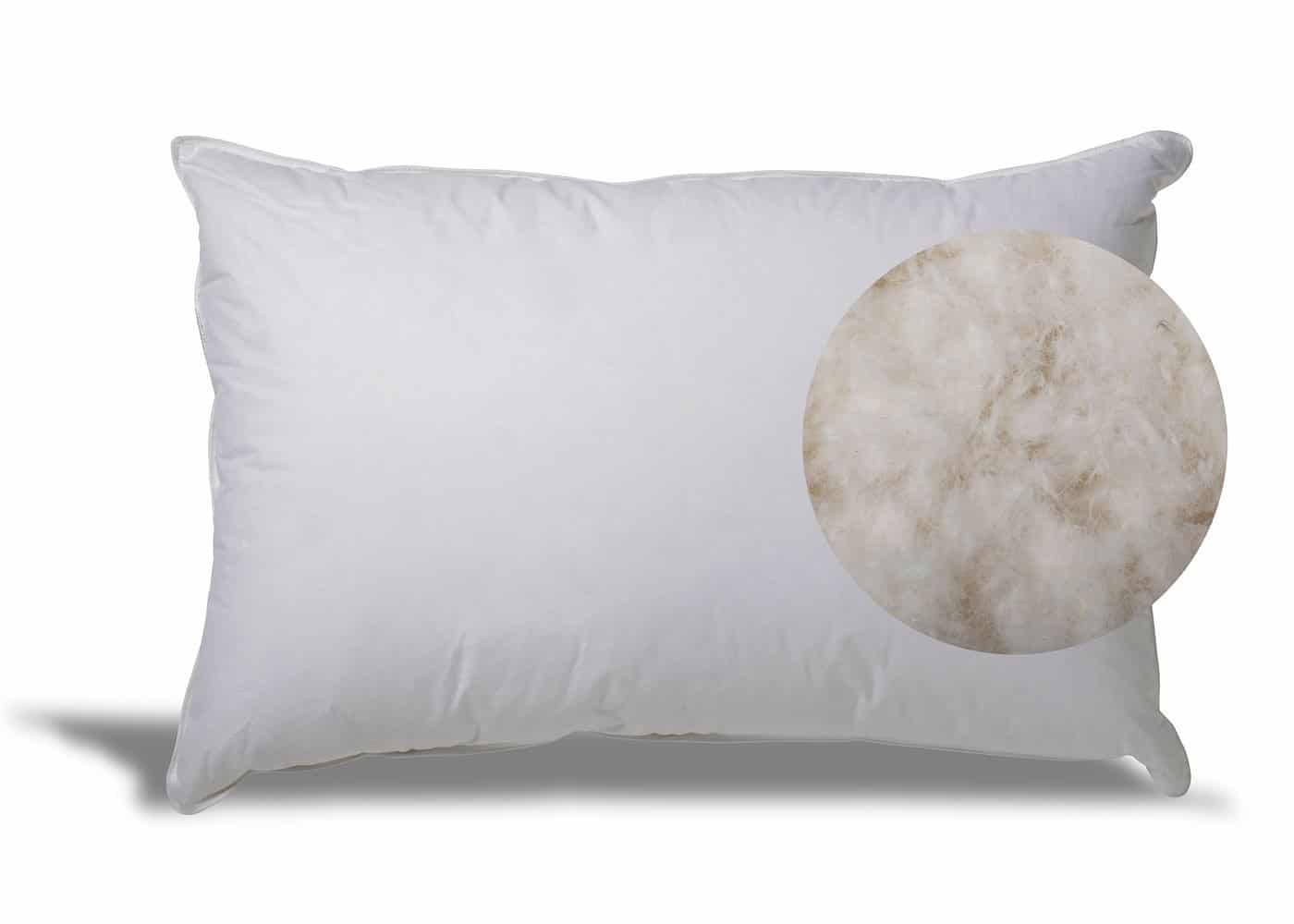 down pillows for stomach sleepers
