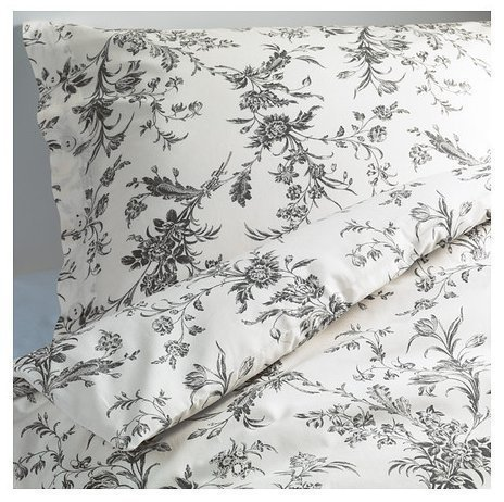 Grey And White Duvet Cover queen