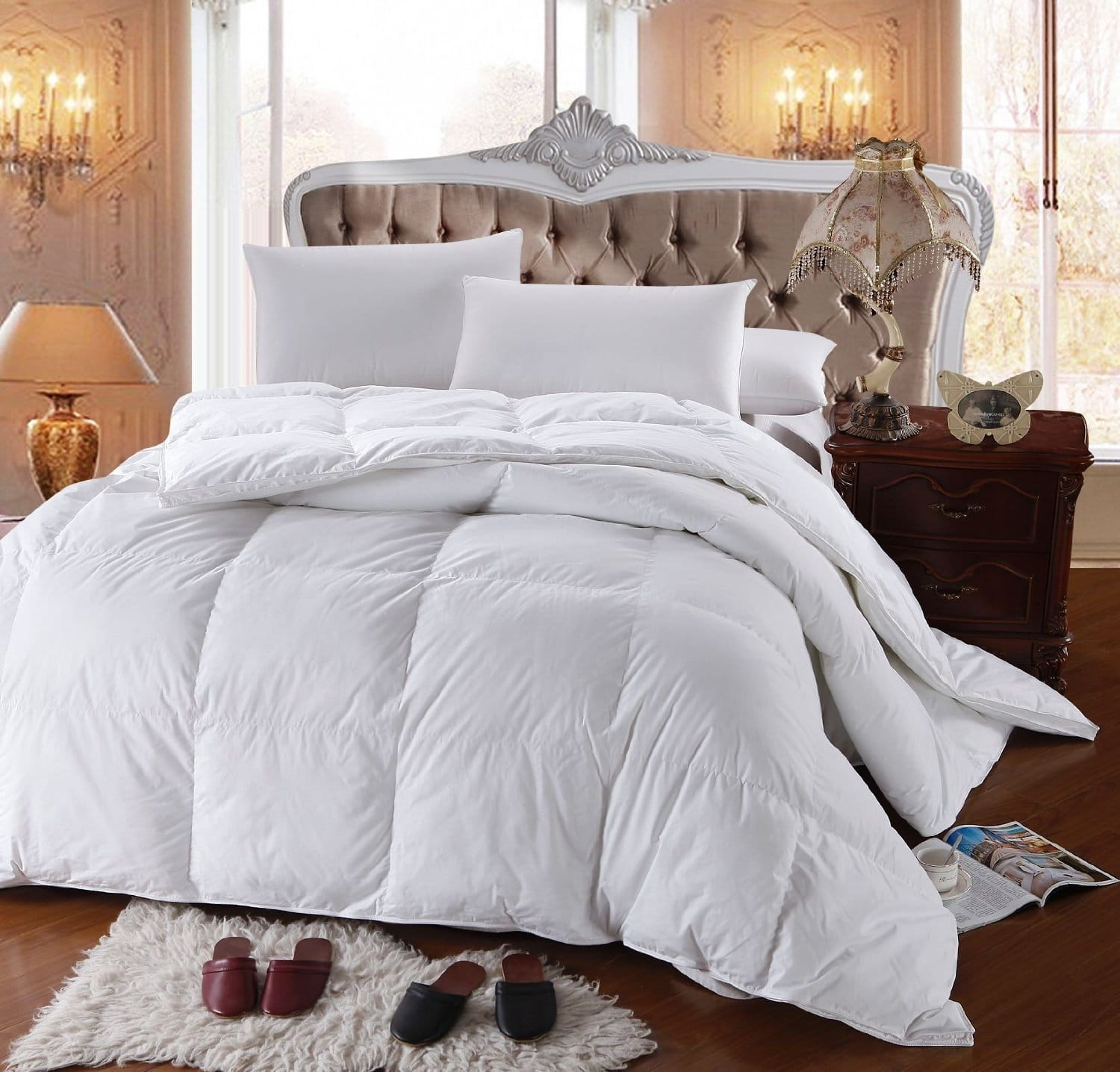 Best Down Alternative Comforters Reviews