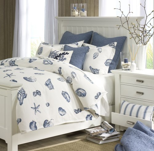 Blue and white duvet cover sets 10 favorites you will love for Housse duvet