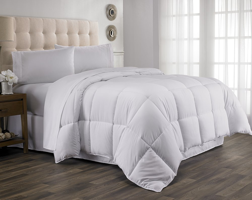 best non down comforter