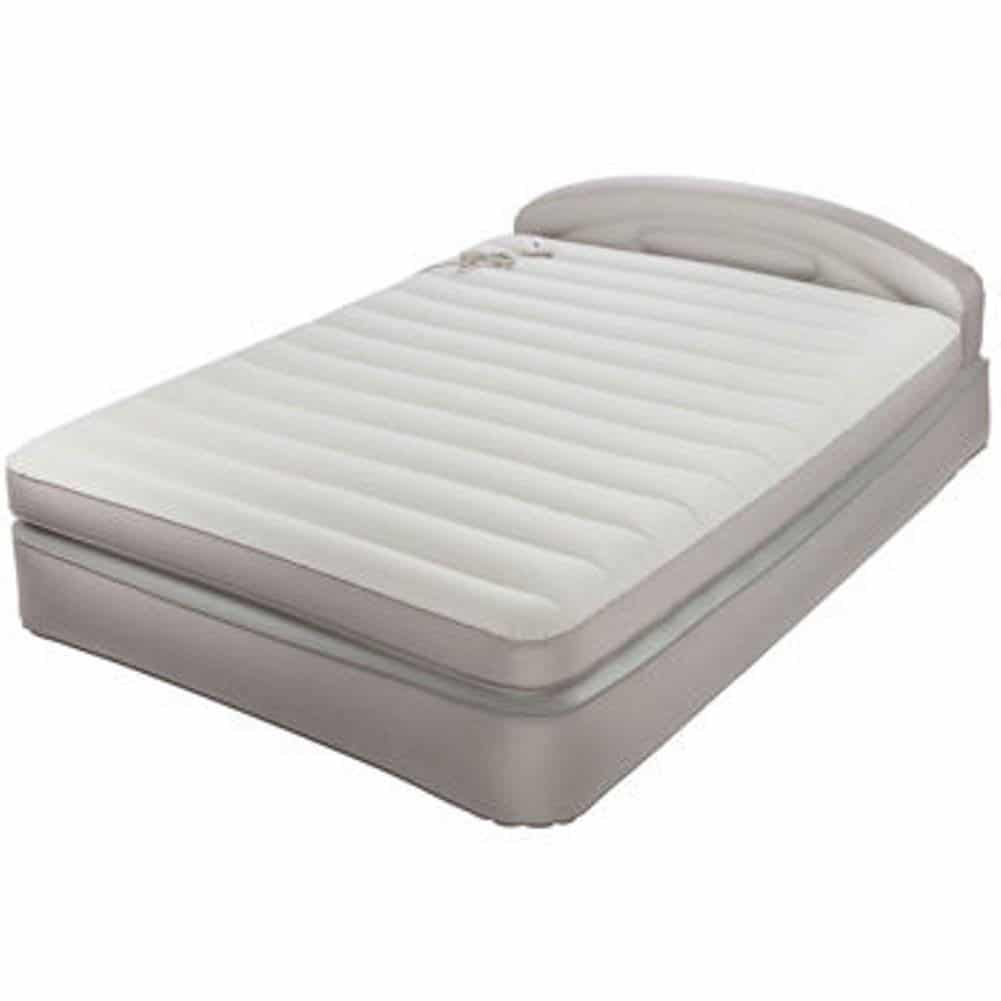 AeroBed Comfort Anywhere Air Mattress with Headboard