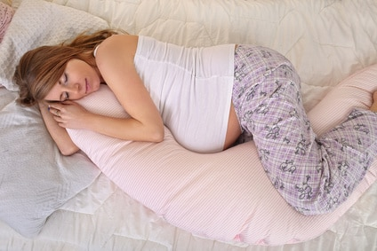 Best Pregnancy Pillow For Back Pain We Review The Top 6 Sleepy Deep