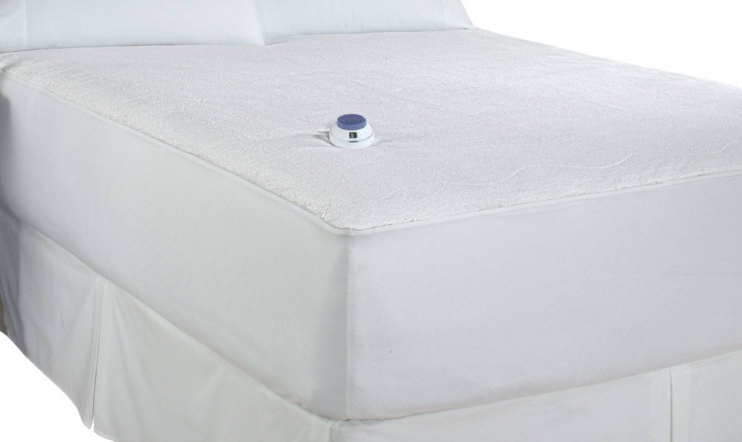 Soft Heat Micro-Plus Top Low-Voltage Electric Heated Mattress Pad
