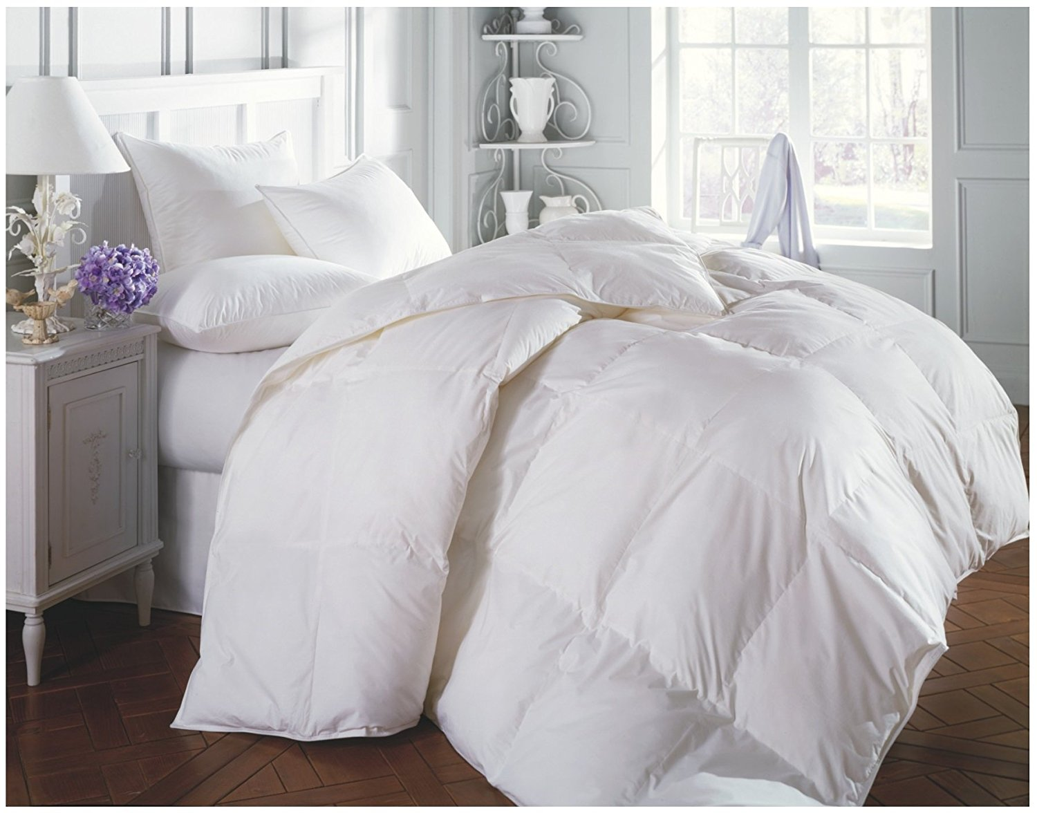 goose Down Alternative Comforter Reviews